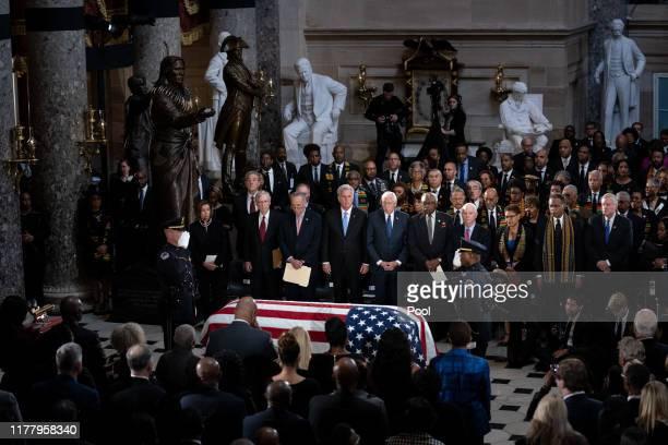 House Speaker Nancy Pelosi , Senate Majority Leader Mitch McConnell , Senate Minority Leader Chuck Schumer , House Minority Leader Kevin McCarthy ,...