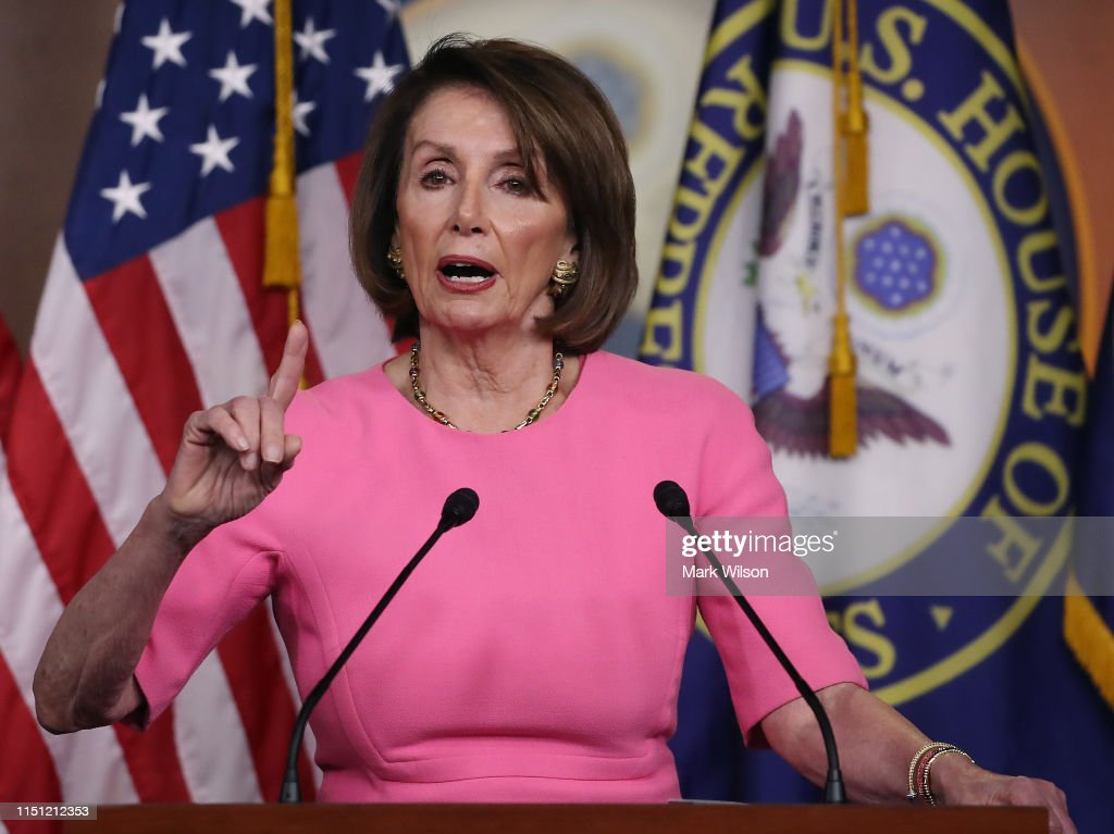 DC: Speaker Nancy Pelosi Holds Her Weekly Press Conference