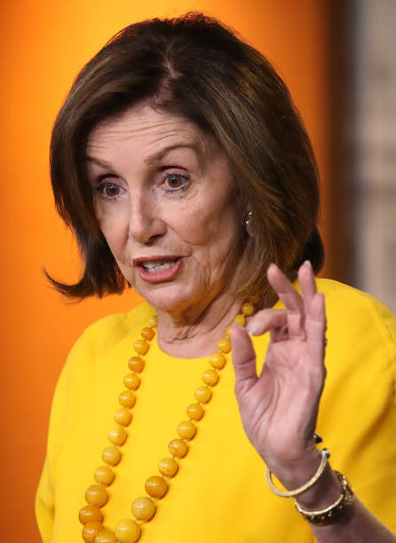 DC: Speaker Pelosi Holds Her Weekly Press Conference