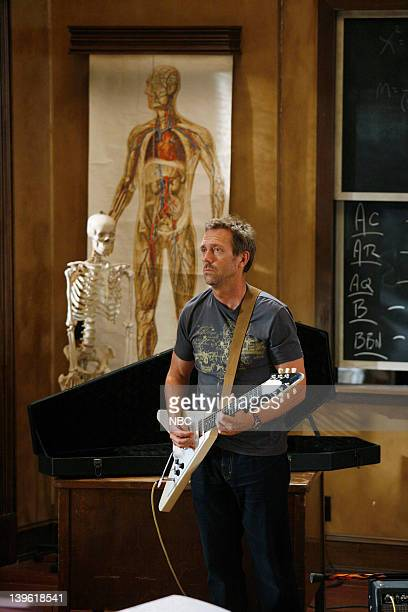 House 'The Right Stuff' Episode 2 Pictured Hugh Laurie as Dr Greg House