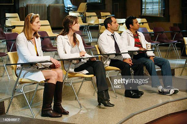 House 'You Don't Want to Know' Episode 8 Pictured Anne Dudek as Dr Amber Volakis Olivia Wilde as Thirteen Peter Jacobson as Dr Chris Taub Kal Penn as...