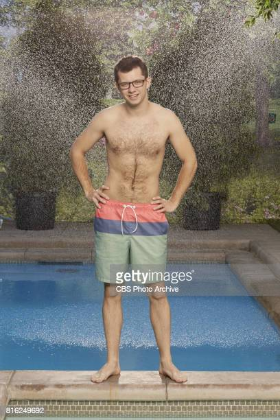 Houseguest Cameron Heard to compete on this season of BIG BROTHER CBS' summer reality hit begins with a twonight premiere event on Wednesday June 28...