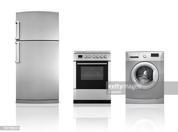 household appliances (click for more) - appliance stock pictures, royalty-free photos & images