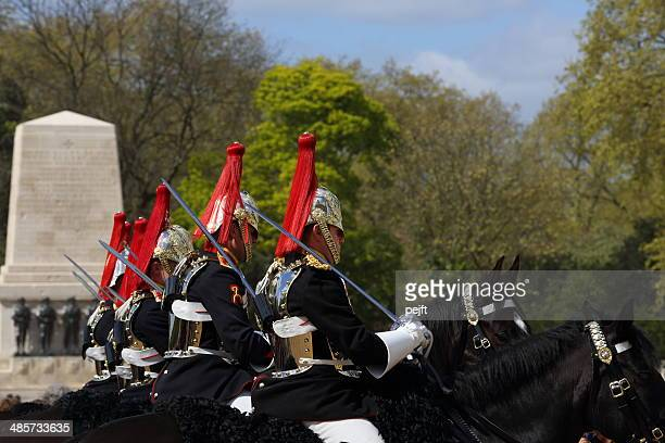 Household Cavalry - change of guards