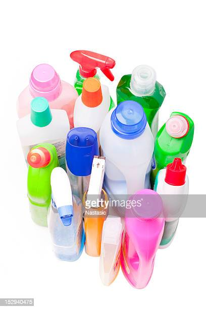 Household Cleaning chemicals