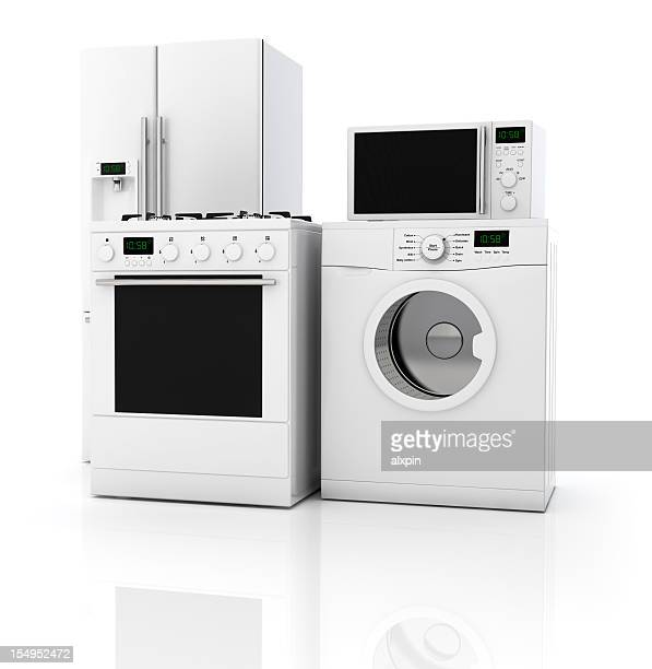 household equipment - appliance stock pictures, royalty-free photos & images