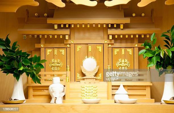 Household Shinto altar