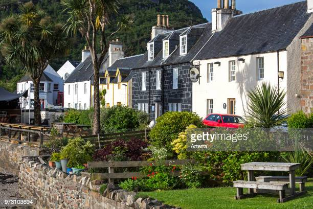 Lochalsh Hotel Stock Pictures Royalty