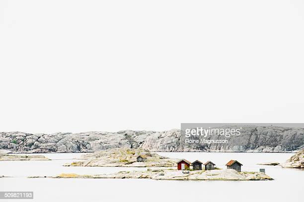 Houses in coastlane