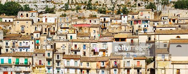 Houses in Ragusa Ibla