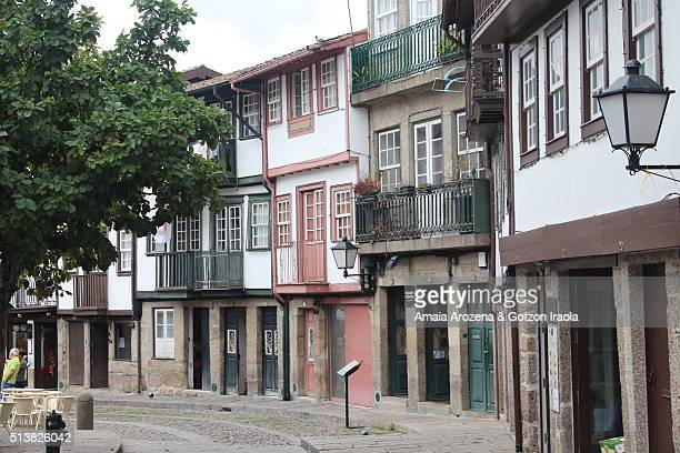 Houses in the historic center of Guimarães