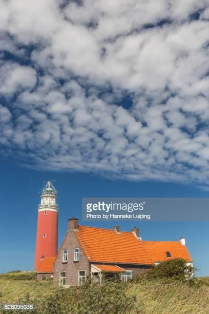 Houses & Lighthouse on Texel
