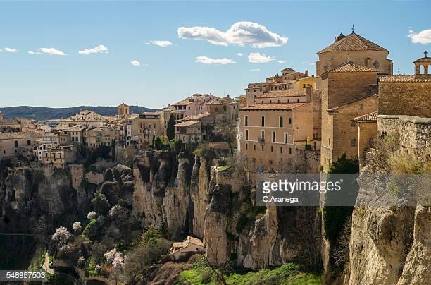 Houses of Cuenca, Spain