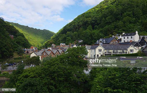 Houses of Lynmouth