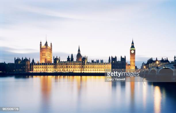houses of parliament and big ben, london - politics stock pictures, royalty-free photos & images