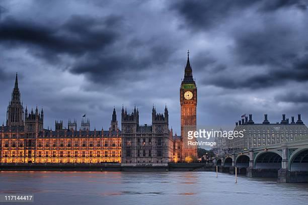 国会議事堂、ビッグベン - ウェストミンスター宮殿 ストックフォトと画像
