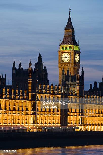 Houses of Parliament, Big Ben, London, UK