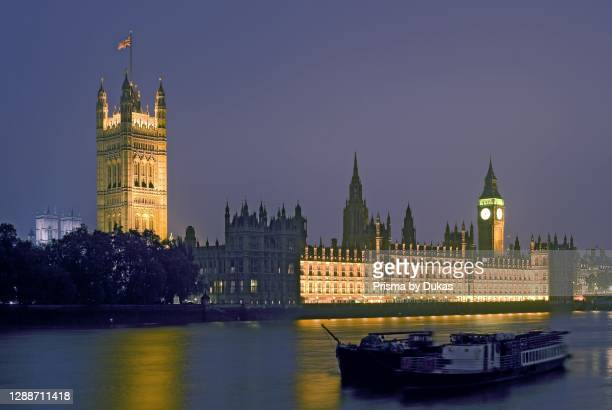 Houses of Parliament, London, England.