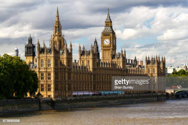 houses of parliament, london - british culture stock pictures, royalty-free photos & images