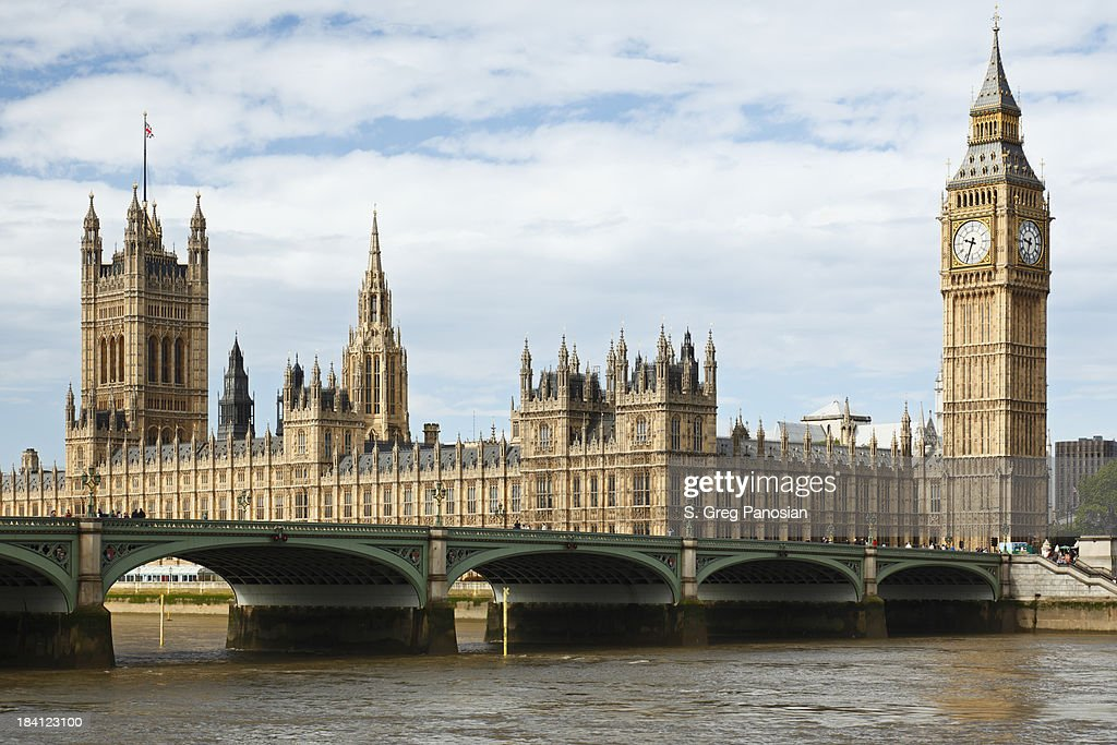 Houses of Parliament : Stock Photo