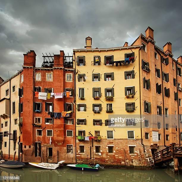 Le venetian abrite des ghetto pour illuminer une triste journée