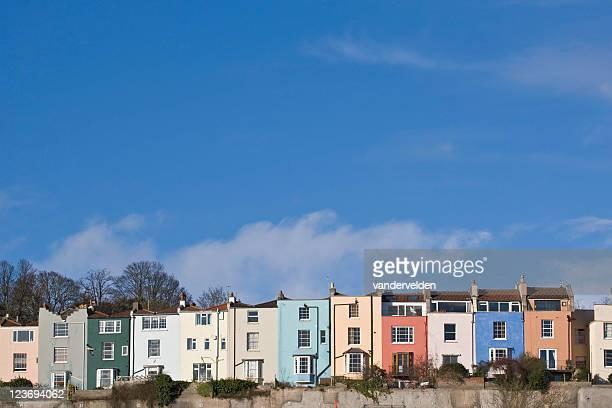 Houses On The Skyline