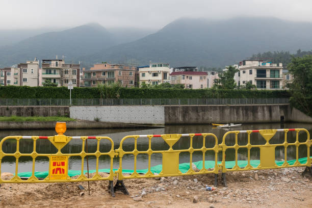 HKG: Residential Property In Hong Kong's Rural New Territories As Colonial Quirk Gives Male Villagers Houses On The Cheap