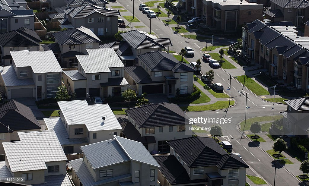 Auckland Residential Property Ahead Of RBNZ Rate Decision : News Photo