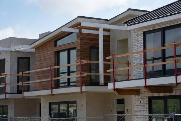 CA: New Residential Properties Ahead Of Housing Starts Figures