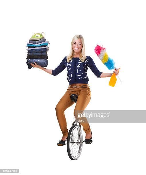 Faire le ménage multi-usage