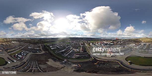 Housing Development on former industrial sire