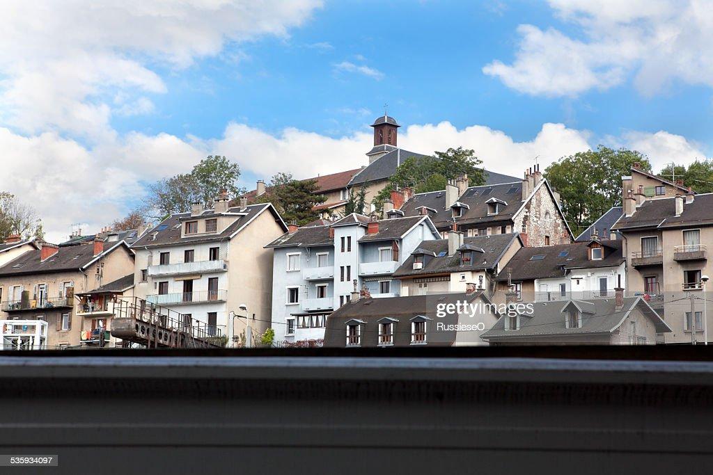 housing estate : Stock Photo