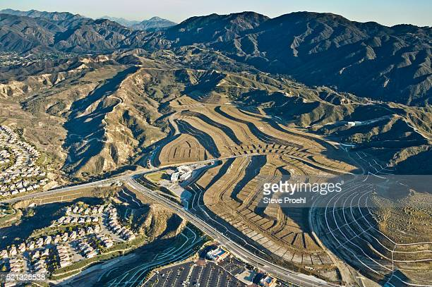 housing pads - santa clarita stock pictures, royalty-free photos & images
