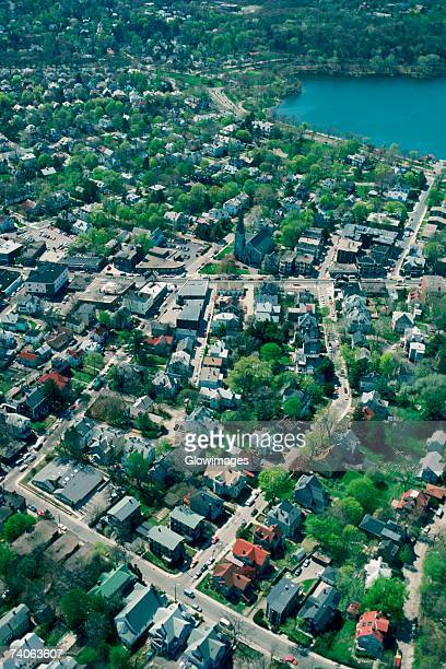 housing subdivisions in boston - real_property stock pictures, royalty-free photos & images