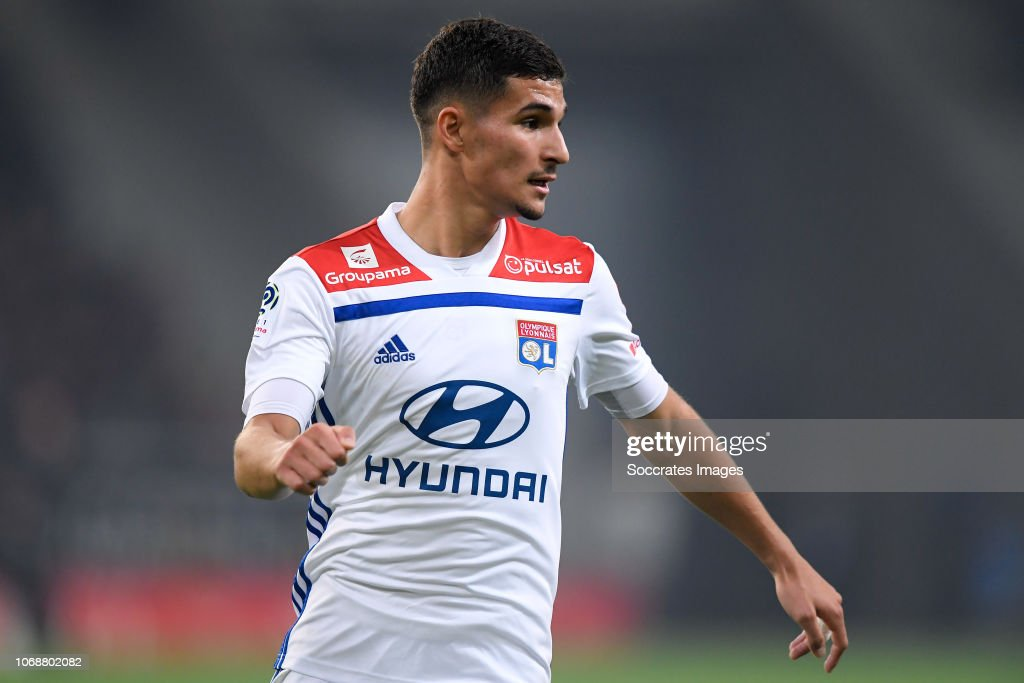 Lille v Olympique Lyon - French League 1 : News Photo