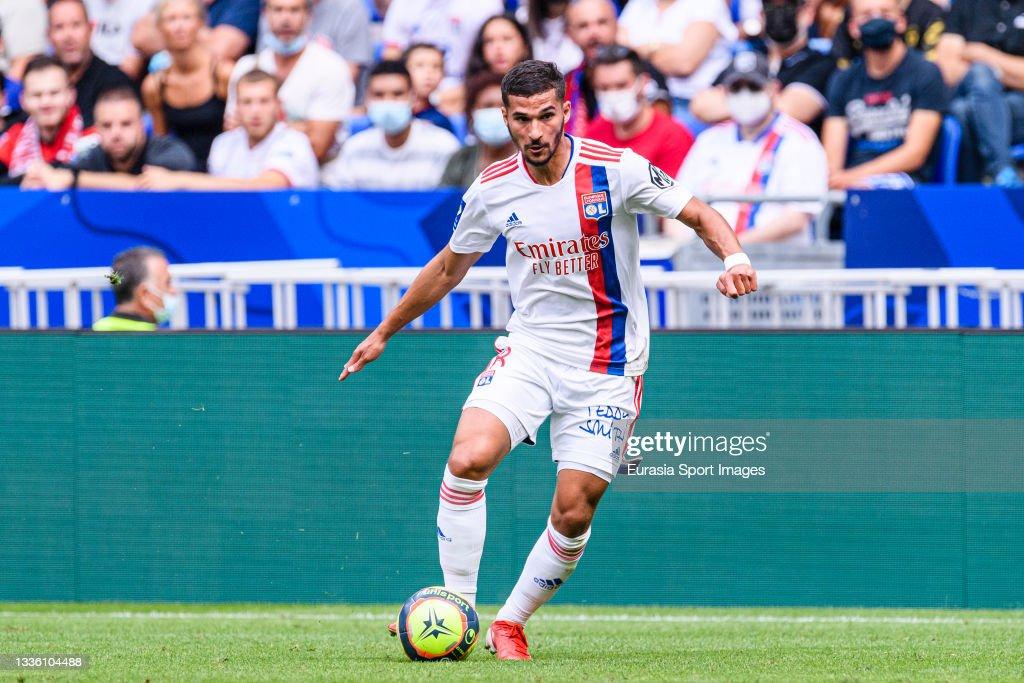 Olympique Lyonnais v Clermont Foot - Ligue 1 Uber Eats : News Photo