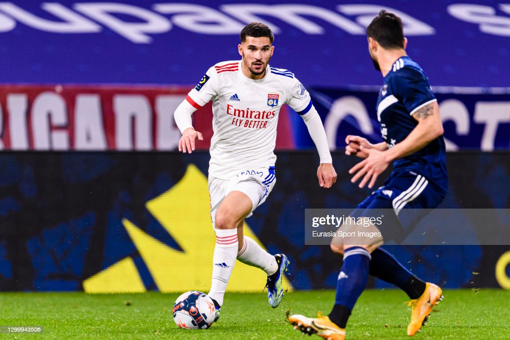 Olympique Lyonnais  v Bordeaux - France Ligue 1 : News Photo