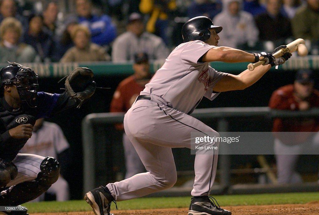 Houston Astros vs Colorado Rockies - September 17, 2003