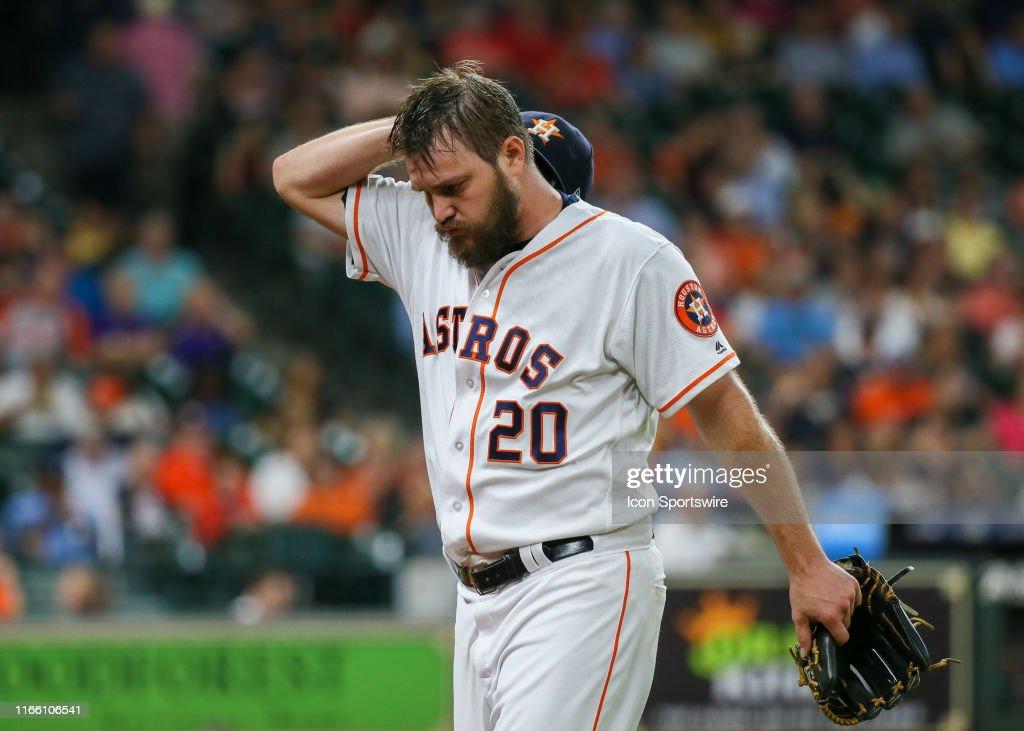 MLB: SEP 05 Mariners at Astros : News Photo