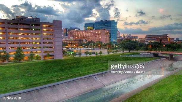 Houston Brays Bayou - Holcombe Bridge