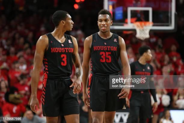 Armoni Brooks Houston Cougars Basketball Jersey - White