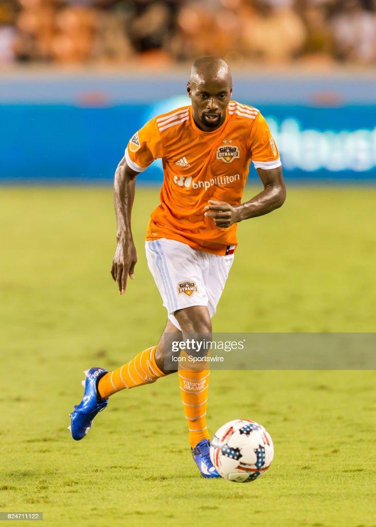 SOCCER: JUL 29 MLS - Portland Timbers at Houston Dynamo : News Photo