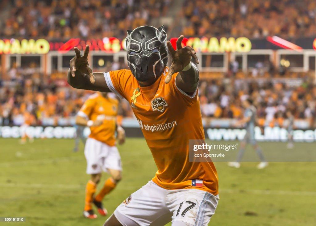 SOCCER: SEP 30 MLS - Minnesota United FC at Houston Dynamo : News Photo