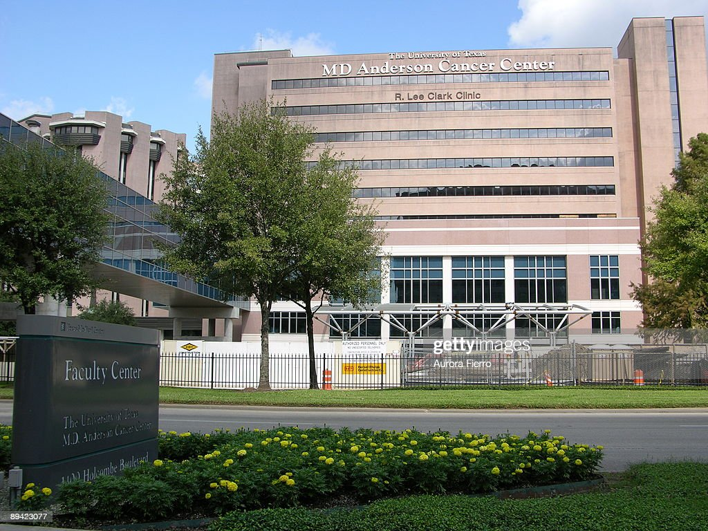 Houston  MD Anderson Cancer Center  The University of Texas