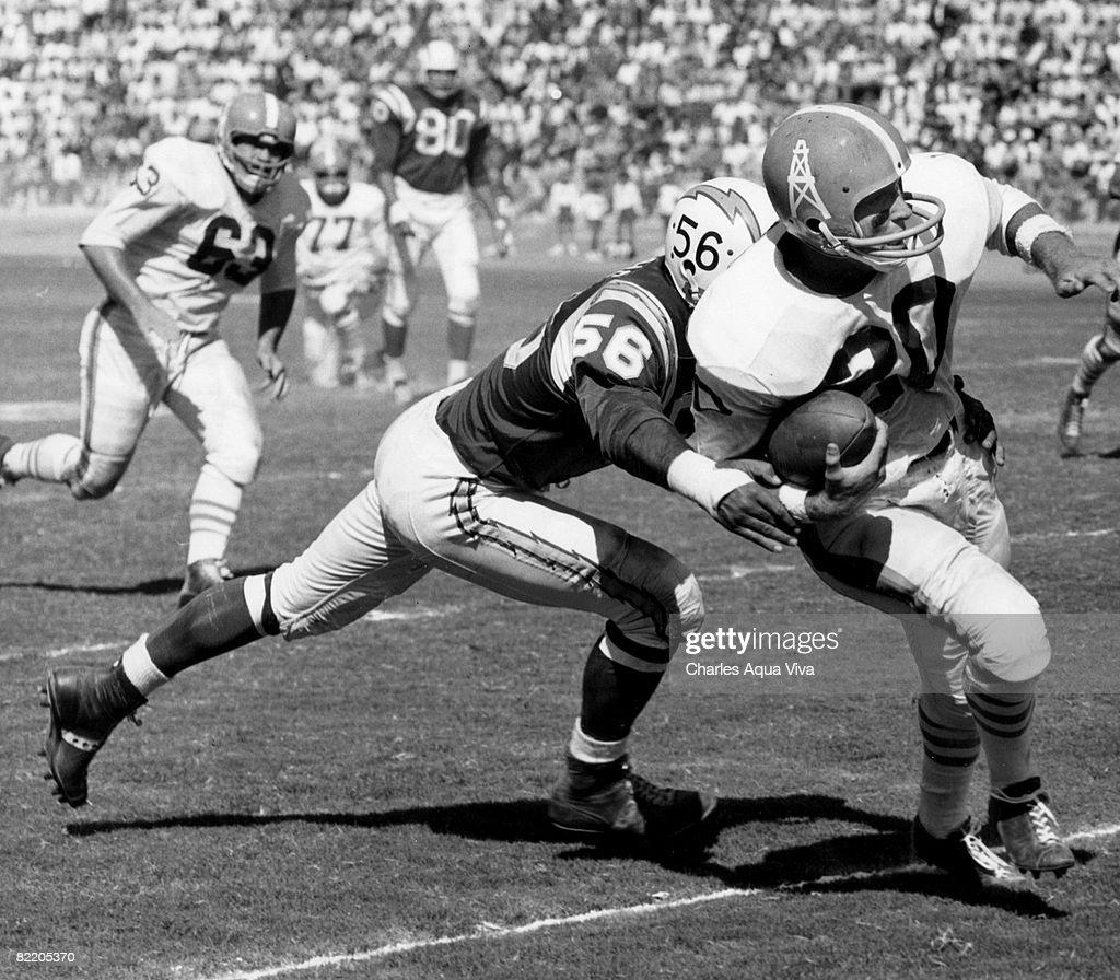 Houston Oilers 1960's  - File Photos : News Photo