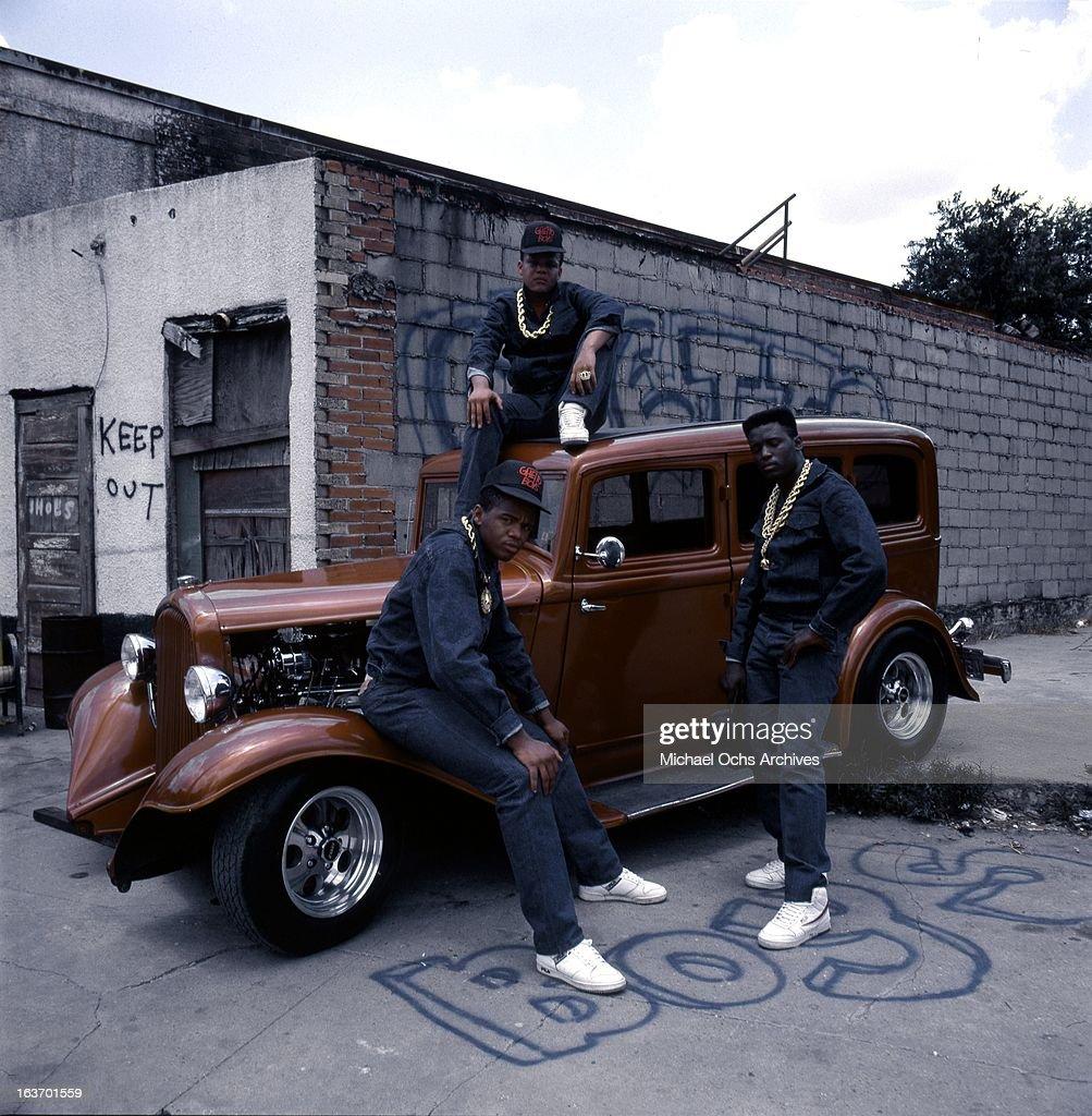 The Ghetto Boys Portrait Session : News Photo