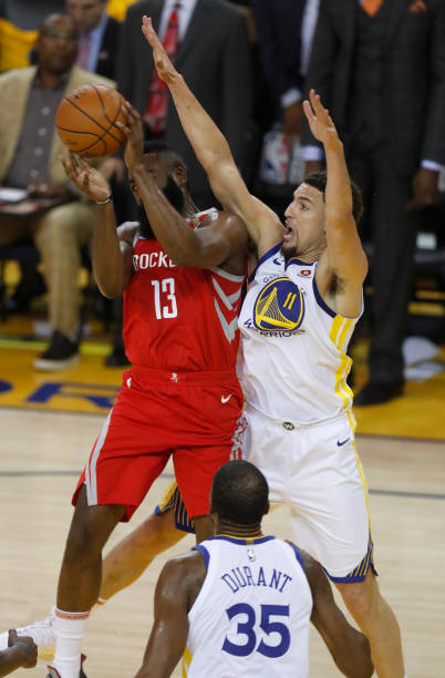 11dbab7cf Golden State Warriors vs. Houston Rockets Game 6 Western Conference ...