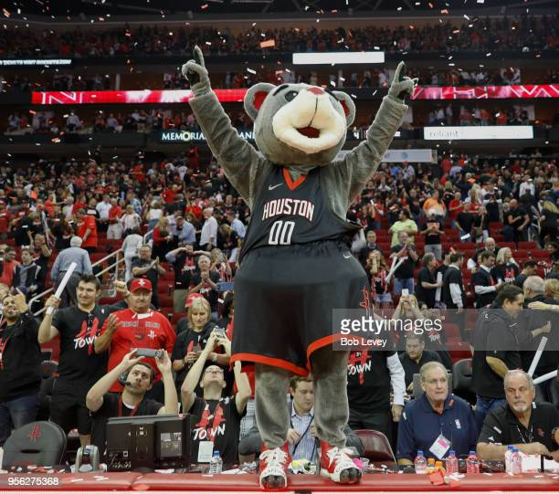 Houston Rockets Nba Playoffs: 60 Top Clutch The Rockets Bear Pictures, Photos, & Images