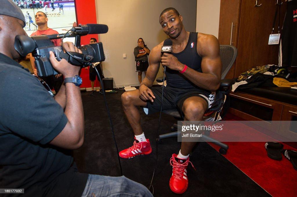 UFC 166 - Ultimate Media Day : News Photo