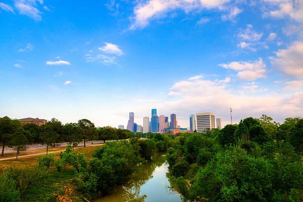 Houston Skyline Wall Art